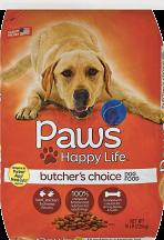Paws Happy Life 16 lb. Dog Food product image.