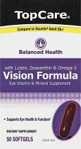 Vision formula product image.