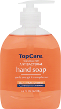 Top Care 7.5 oz. Select Varieties Hand Soap product image.