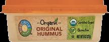 Full Circle 8 oz. Organic Hummus product image.