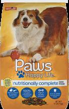 Paws 17-20 lb. Dog Food product image.