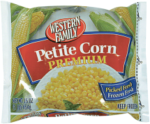 Western Family 12-16 oz. Frozen Vegetables product image.