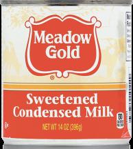 Sweetened product image.