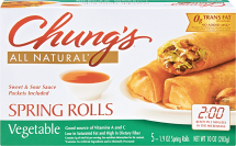 Vegetarian Entrees product image.