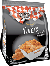 Western Family 19-32 oz. Select Varieties Potatoes product image.
