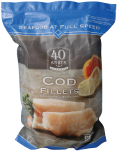 Cod Fillets product image.