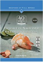 Cooked Shrimp product image.
