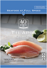Tilapia Fillets product image.