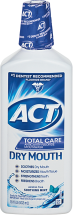 Act 18 oz. Dry Mouth Rinse product image.