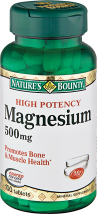 Vitamins and Supplements product image.
