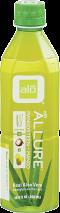 Aloo 16.9 oz. Select Varieties Aloe Drinks product image.