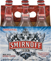 72 oz. Select Varieties Smirnoff Ice product image.