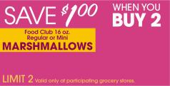 Marshmallows product image.