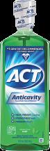 Act 16.9-18 oz. Mouthwash product image.