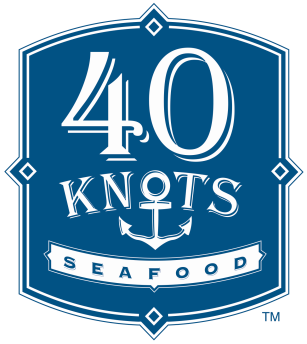 40 Knots 1 lb. 51-60 ct. Cooked Shrimp product image.