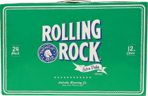 24 pk. 12 oz. cans Rolling Rock product image.