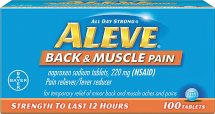 Pain Reliever product image.