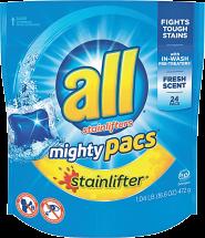 Laundry product image.