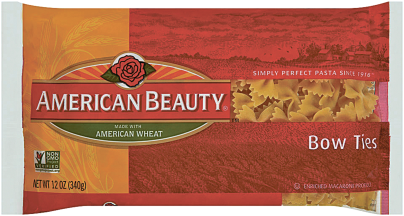 American Beauty 12-16 oz. Select Varieties Pasta product image.