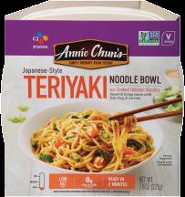 Annie Chun's Noodle or Soup Bowls product image.