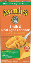 Annie's 6 oz. Select Varieties Macaroni & Cheese product image.