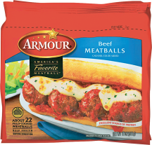 Meatballs product image.