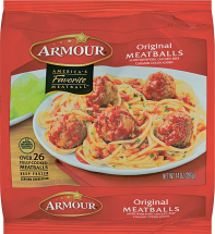 Armour 11-14 oz. Select Varieties Meatballs product image.