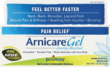 Pain Relief Gel product image.