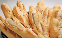 Fresh Baked Multigrain Baguettes product image.