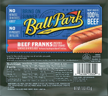 Franks product image.