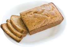 Fresh Homeade Banana Bread product image.