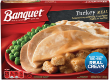 Banquet 8.25-11.88 oz. Select Varieties Dinners product image.
