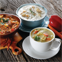 Village Market Soup Bar product image.