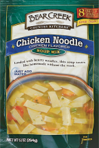 Bear Creek 8-12 oz. Select Varieties Soup Mix product image.