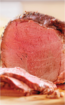 Boneless Beef Cross Rib Roast product image.