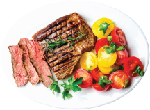 Top Sirloin Steaks product image.