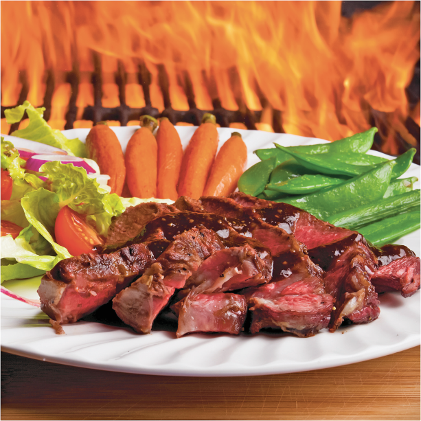 Boneless Beef Tri Tip Roast or Steaks product image.