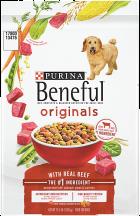 Purina Beneful 12.5-15.5 lb. Dog Food product image.