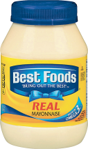 Best Foods 30 oz. Real Mayonnaise product image.