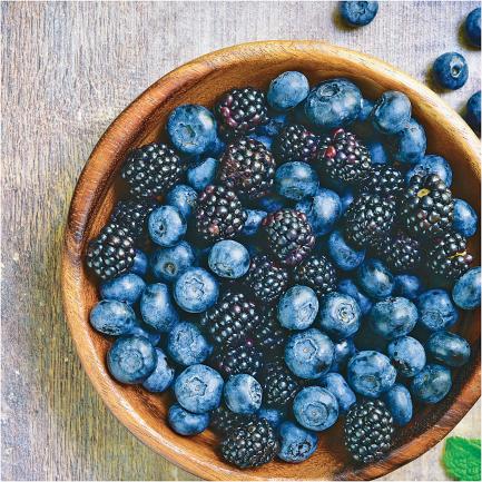Blueberries, Raspberries or Blackberries product image.