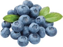 Blueberries product image.