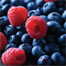 Raspberries product image.