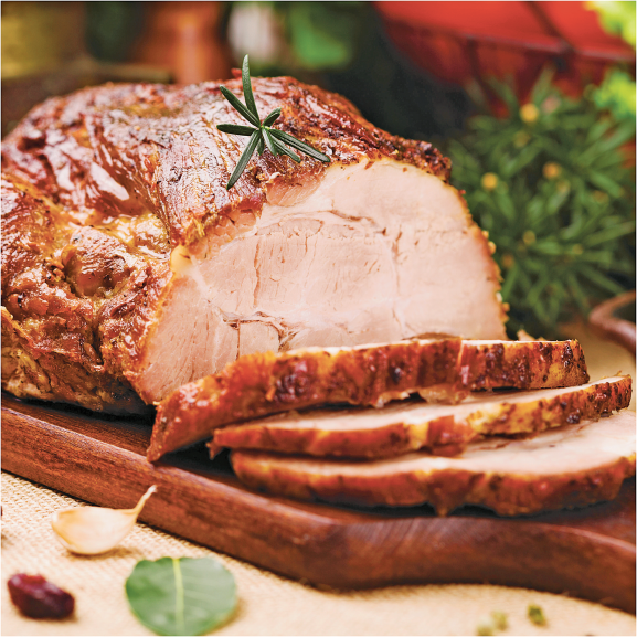 Boneless Pork Shoulder Boston Butt Roast product image.
