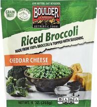 Riced Vegetables product image.