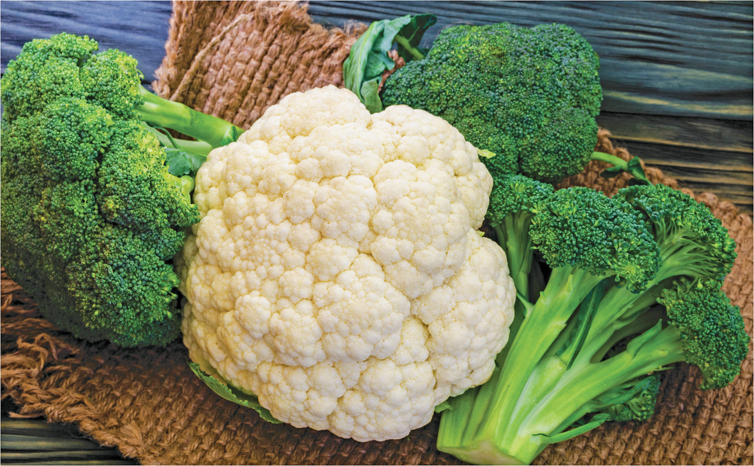 Crisp Cauliflower or Broccoli product image.