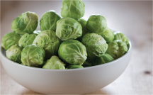 Brussel Sprouts or Green Beans product image.