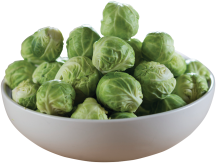 Green Beans or Brussel Sprouts product image.