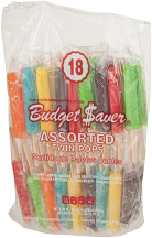 Budget Saver 10-16-18 ct. Select Varieties Twin Pops product image.