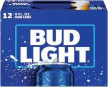 Budweiser Beer product image.