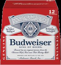 Budweiser product image.